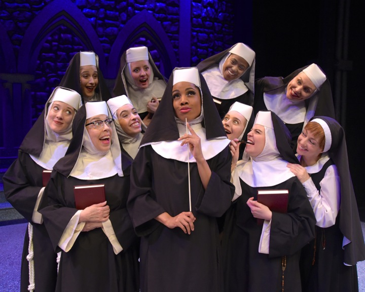 """""""Sister Act"""" A Lot of Fun at Westchester Broadway Theatre"""