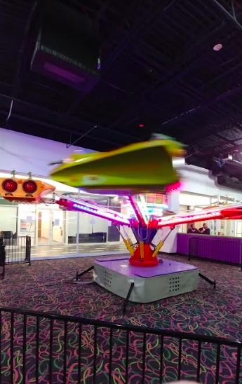 What's there to do at Turtle Boo indoor amusement park?