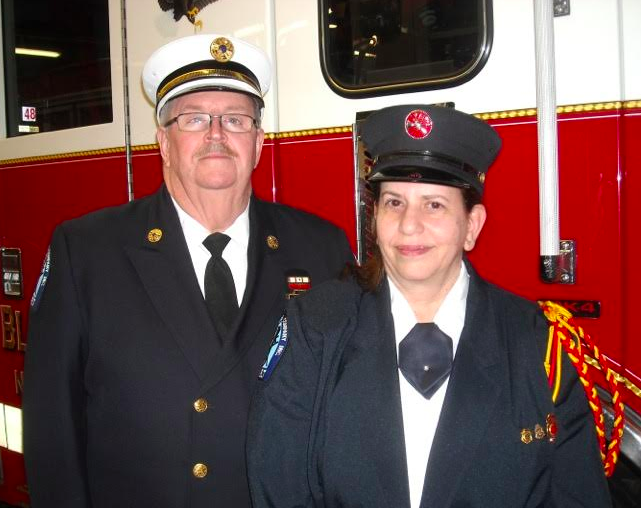 Unsung Heroes: Mike and Diane Conklin, Blauvelt Fire Department Volunteers