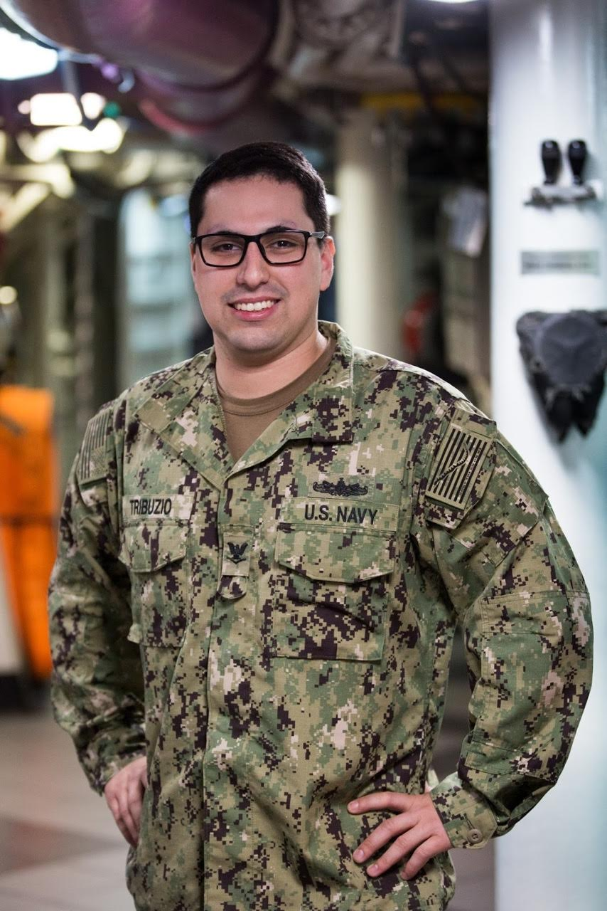 Nyack Native Serves with the U.S. Navy Half a World Away