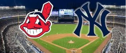 New York Yankees VS Cleveland Indians