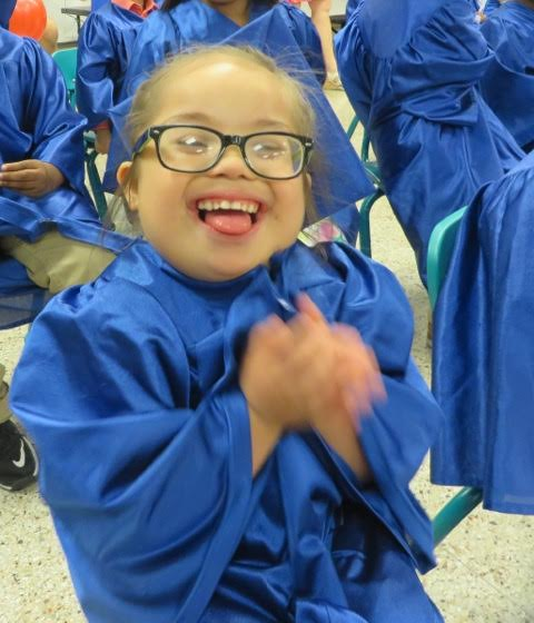 THE ARC EARLY LEARNING CENTER GRADUATES 60 KIDS