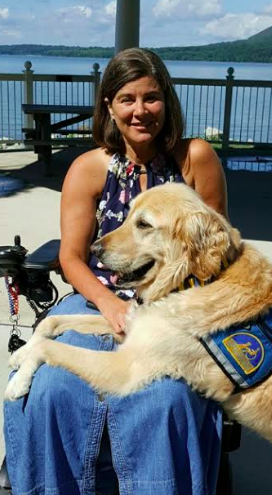 Making a Difference: Service Dogs