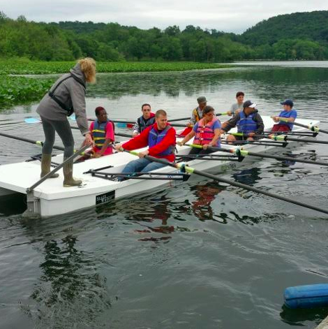 O&R Helps Rockland Rowing Launch Training Craft for Adaptive Athletes