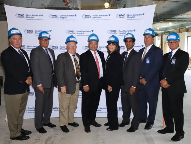 Good Samaritan Hospital Kicks Off a $9 Million Refurbishment of the Bariatric and Orthopedic Surgery Units