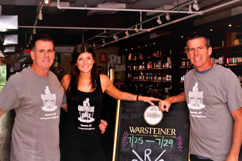 Five breweries collaborate to create first-ever Rockland Beer Week