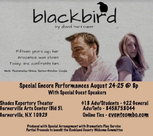 Shades Repertory Staging Blackbird by David Harrower
