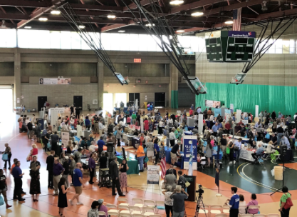 Hundreds Attend Senator Carlucci's 7th Annual Senior Fair