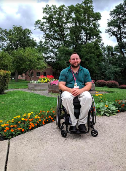 HELEN HAYES HOSPITAL APPOINTS ADAPTED SPORTS COORDINATOR