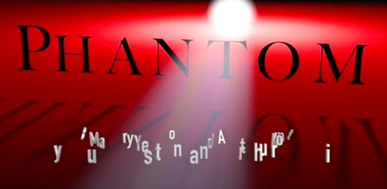 "WESTCHESTER BROADWAY THEATRE IS PROUD TO PRESENT ""PHANTOM"""