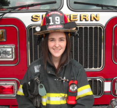UNSUNG HERO: Brianne Murphy, Volunteer Firefighter, Suffern Hose Company #1