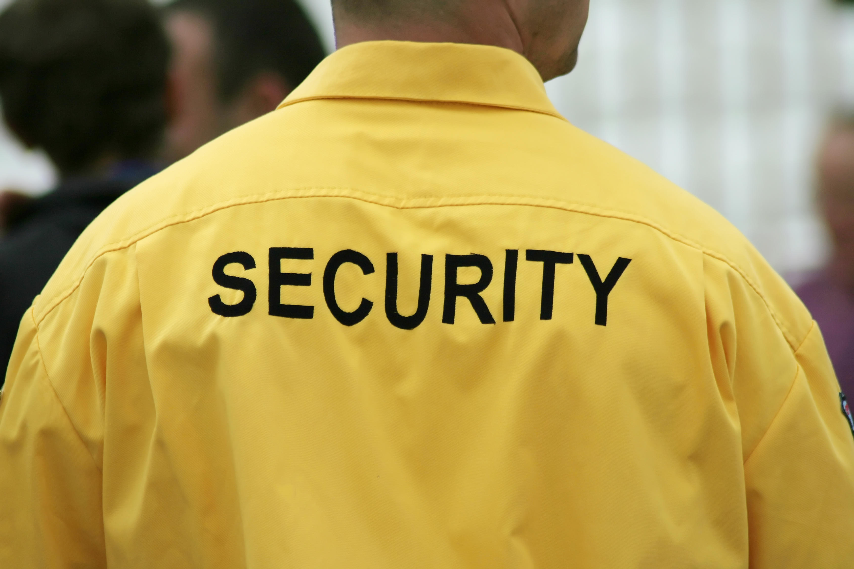 SECURITY GUARD TRAINING COURSES OFFERED AT ROCKLAND COMMUNITY COLLEGE