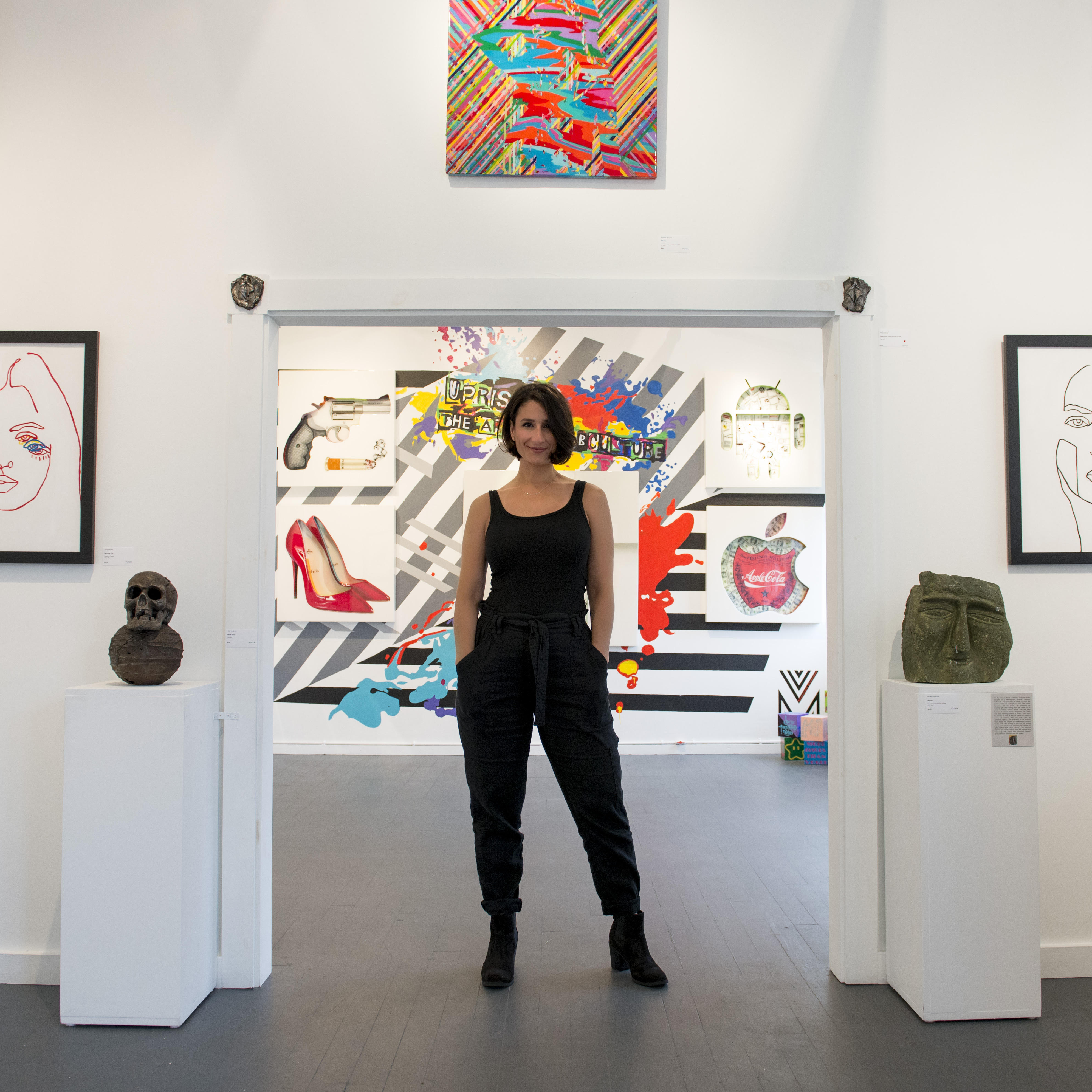 Volition Gallery at Bell-ans Center for the Arts Appoints New Gallery Director, Hosts Open Studios, Saturday, September 15