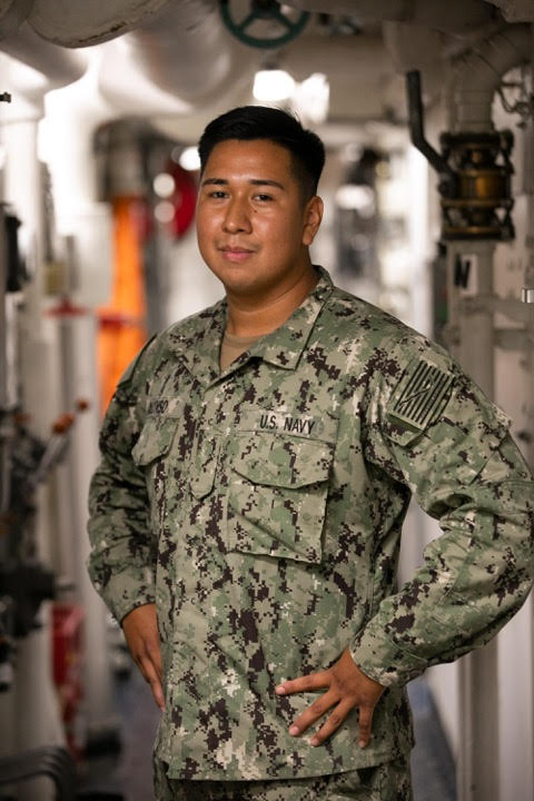 North Rockland HS Alum Serves Aboard one of US Navy's Most Advanced Warships