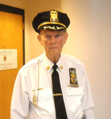 Unsung Hero: Major Marshall Becker, Orangetown Police Auxiliary Unit Volunteer