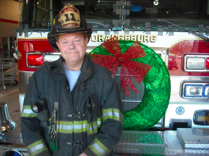 Unsung Hero: John Alf, Volunteer Ex-Chief of the Orangeburg Fire Department