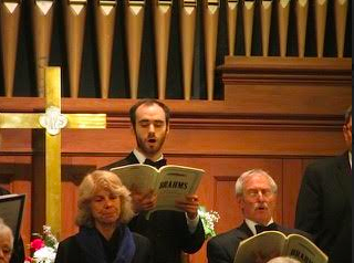 """Sky- Earth- Water- Peace & Freedom"": A Choral Concert with the Rockland Camerata"