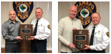 TWO RAMAPO POLICE OFFICERS RETIRE