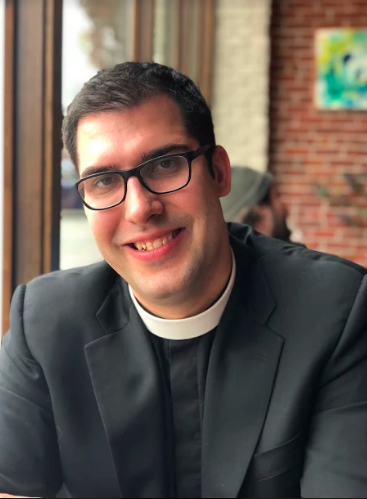 New Rector @ St. Stephen's Episcopal Church, Pearl River