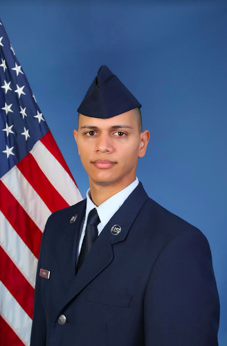 Daniel Sanchez graduates basic training