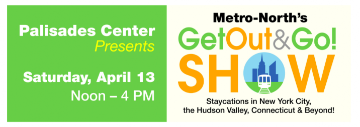 METRO-NORTH'S TRAVEL EXPO TO BE HELD AT PALISADES CENTER