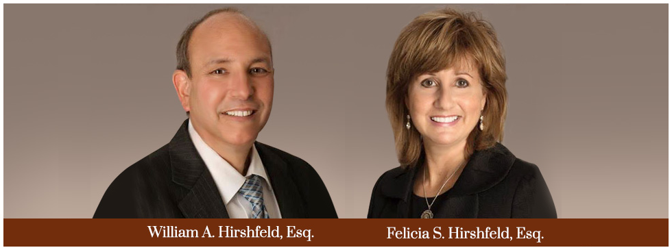 Hirshfeld and Hirshfeld helps hurting clients