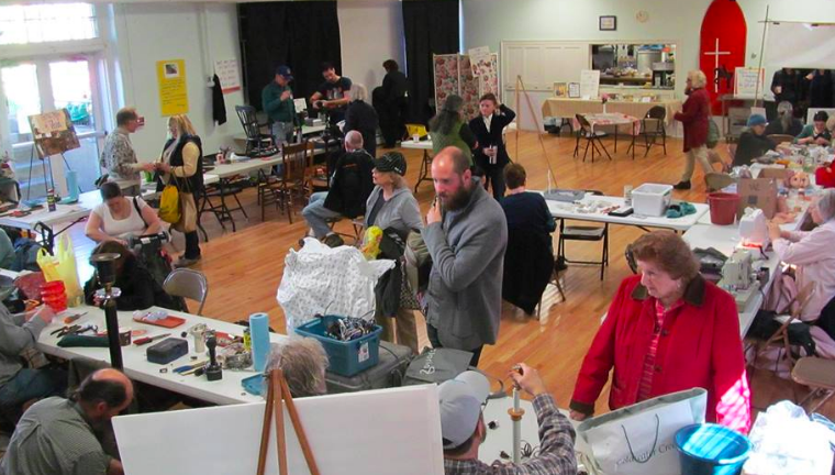 Spring Rockland Repair Café is May 5th