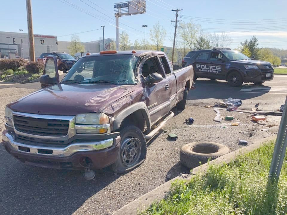 Hit and Run Driver arrested