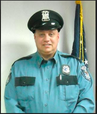 Unsung Hero: Thomas Krasinski, Clarkstown Auxiliary Police Officer