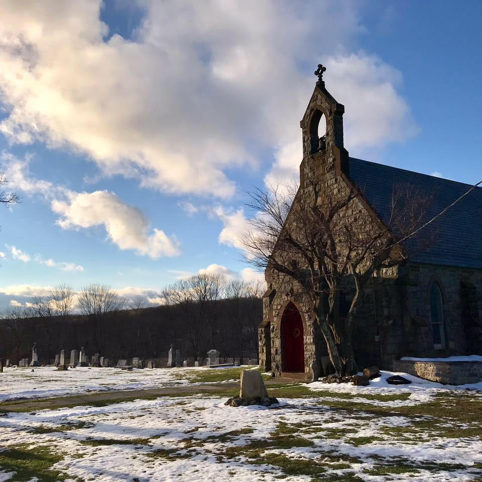 2019 Sacred Sites Tours at St. John's in the Wilderness