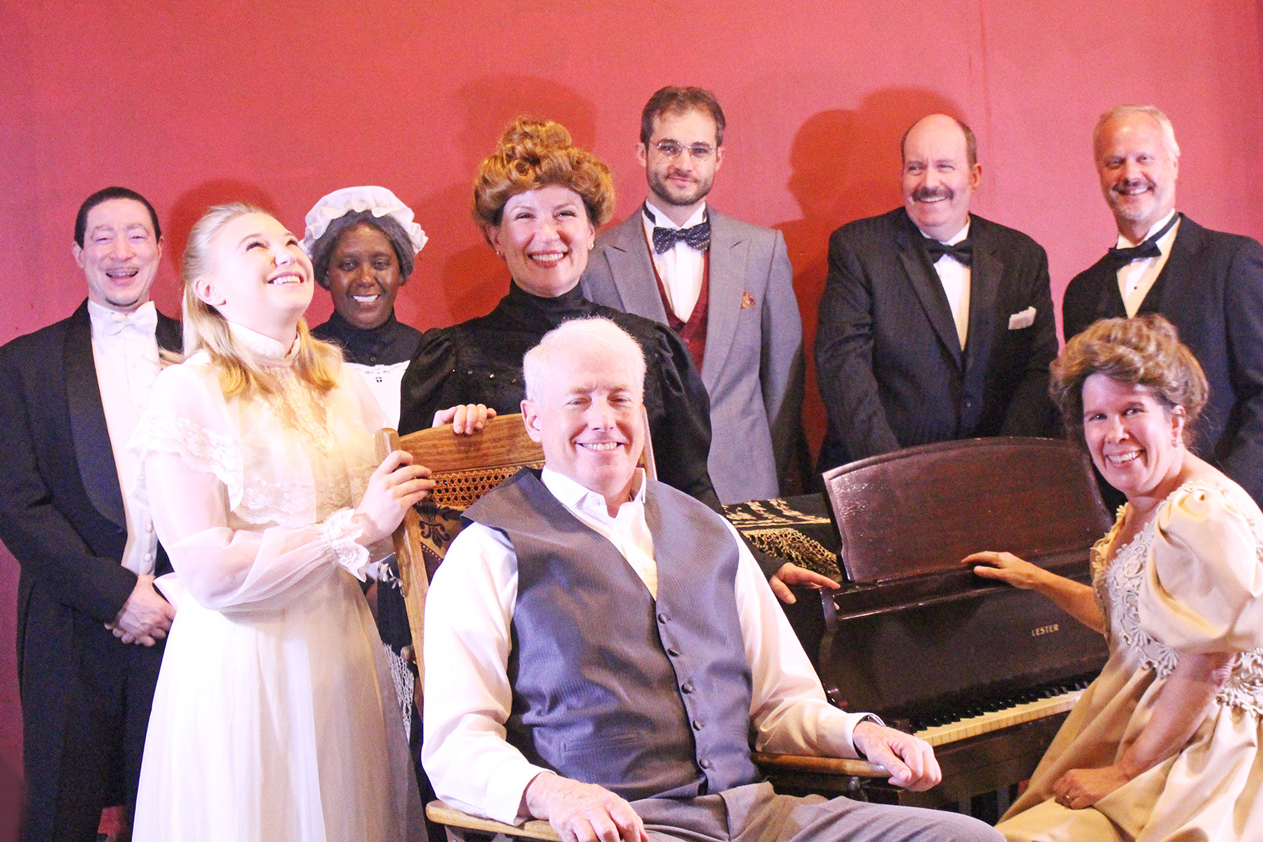 """The Little Foxes"" Opens at Elmwood Playhouse in Nyack NY"