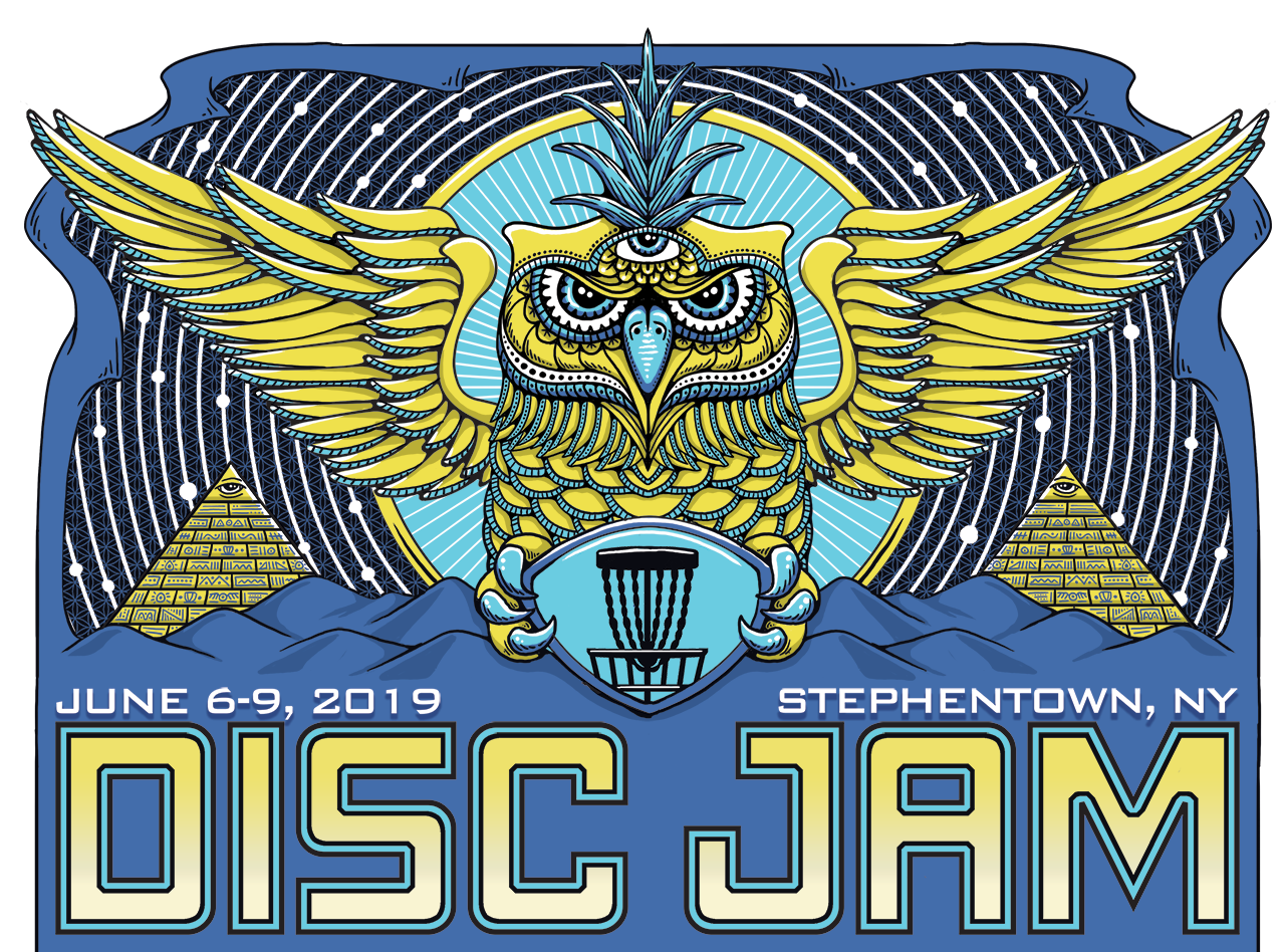 DISC JAM MUSIC FESTIVAL ANNOUNCES PHASE 2 OF LINEUP FEATURING AQUEOUS X2, SUNSQUABI, FLAMINGOSIS, DrFAMEUS, THE BREAKFAST AND WOODS STAGE TAKEOVERS AND MORE