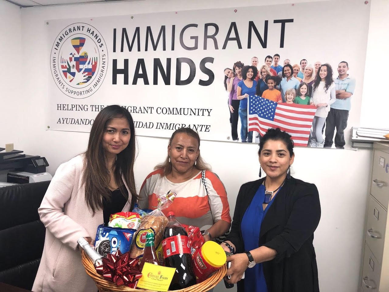 St. Paul's Episcopal Church of Spring Valley, NY and Immigrant Hands, Inc. Collaborate to Help Families in Need.