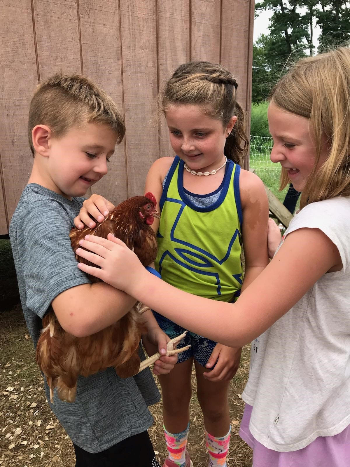O&R AWARDS $20,000 TO ROCKLAND FARM ALLIANCE EDUCATION PROGRAM