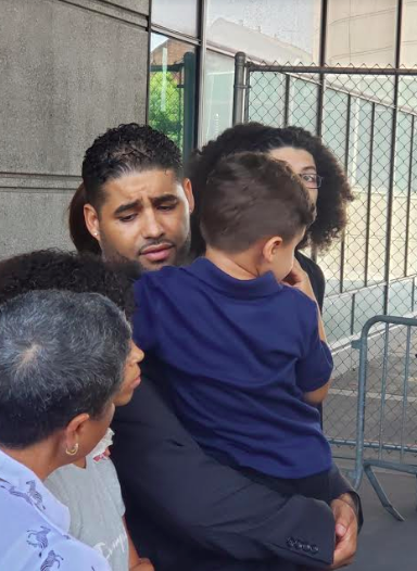 JUAN RODRIGUEZ APPEARS IN COURT AFTER DEATH OF TWINS