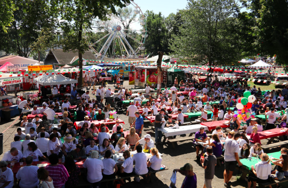 10th Annual Blauvelt Sons of Italy Italian Feast & Carnival Approaches