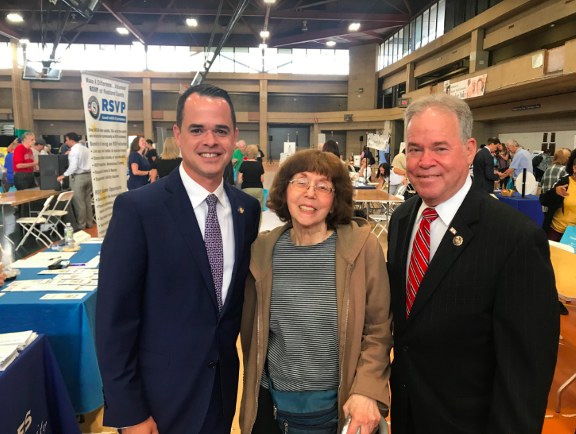 Lawmakers Call on Governor to Sign Bill Into Law to Lower Utility Costs at Carlucci's Senior Fair