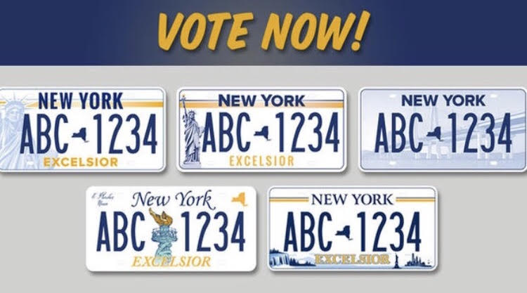 Cuomo adds $25 license plate fee