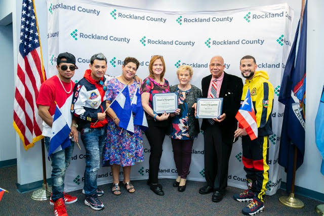 ROCKLAND COUNTY RECOGNIZES VARIOUS CITIZENS IN THE MONTH OF HISPANIC HERITAGE