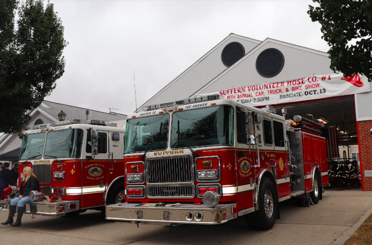 Suffern Hose Company hosts 8th Annual Car, Truck and Bike Show