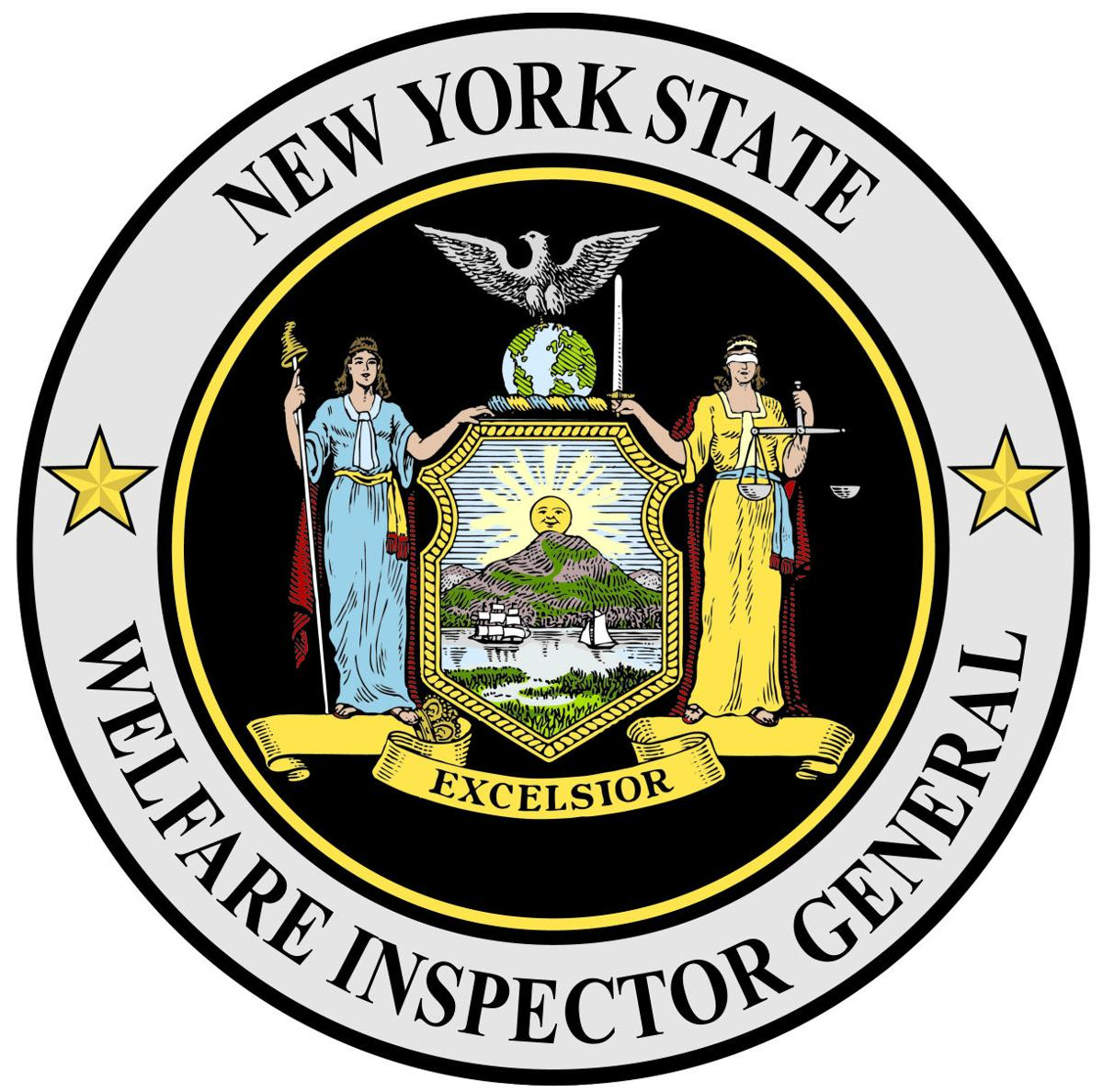 INSPECTOR GENERAL TAGLIAFIERRO ANNOUNCES ARRESTS IN RAMAPO OF TWO INDIVIDUALS WHO SEPARATELY STOLE MORE THAN A TOTAL OF $20,500 IN WORKERS' COMPENSATION BENEFITS