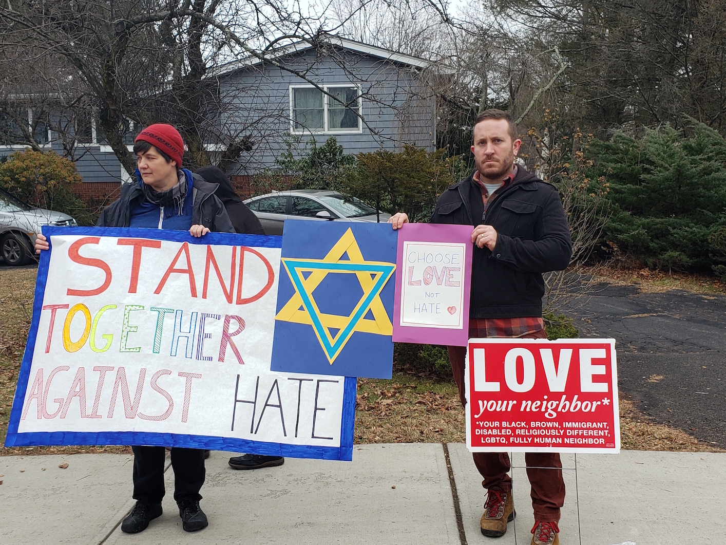 Community rebukes anti-Semitism following Monsey machete attack