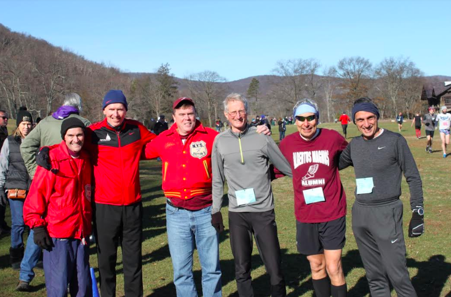 Albertus harriers return to the scene of their triumphs