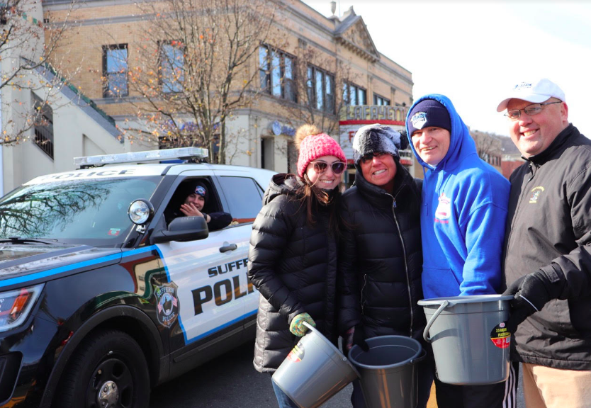 Annual Suffern PBA/D.A.R.E Holiday Toy Drive Ongoing Through Dec. 20