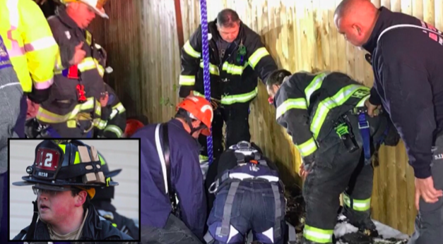 Help Out Pearl River Firefighter Injured In Old Well