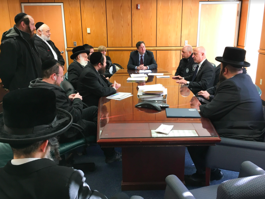 Montvale Leadership Reaches Out To Rockland's Jewish Community In Wake Of Jersey City Tragedy