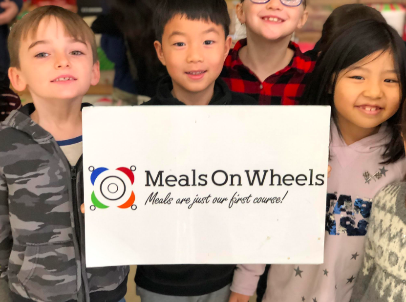 """Elementary School in Tappan Donates Over 260 """"Blizzard Boxes"""" To Meals on Wheels"""