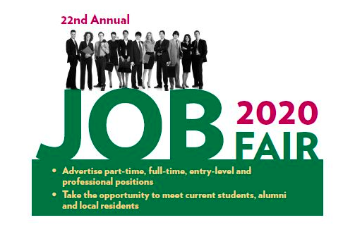 Job Fair at Rockland Community College