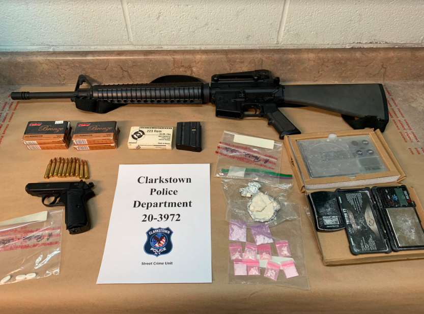 Alleged drug house raided in Nanuet
