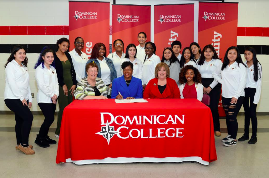 Today's Students Tomorrow's Teachers (TSTT), One of Nation's Leading Teacher Diversity Mentoring Programs, and Dominican College Announce Partnership